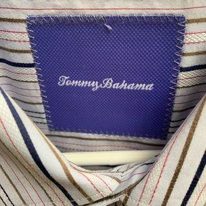 Absolutely gorgeous Tommy Bahama  dress shirt.  XL